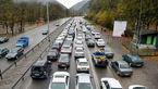 وضعیت جوی و ترافیکی ساعت ١٢ پنجشنبه ٢ شهریور