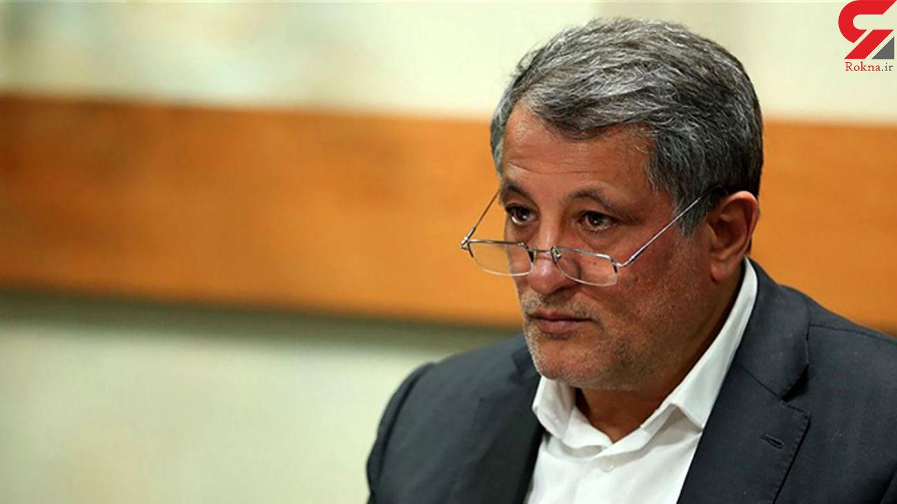 محسن هاشمی: مسئولان گروگان گیری می کنند