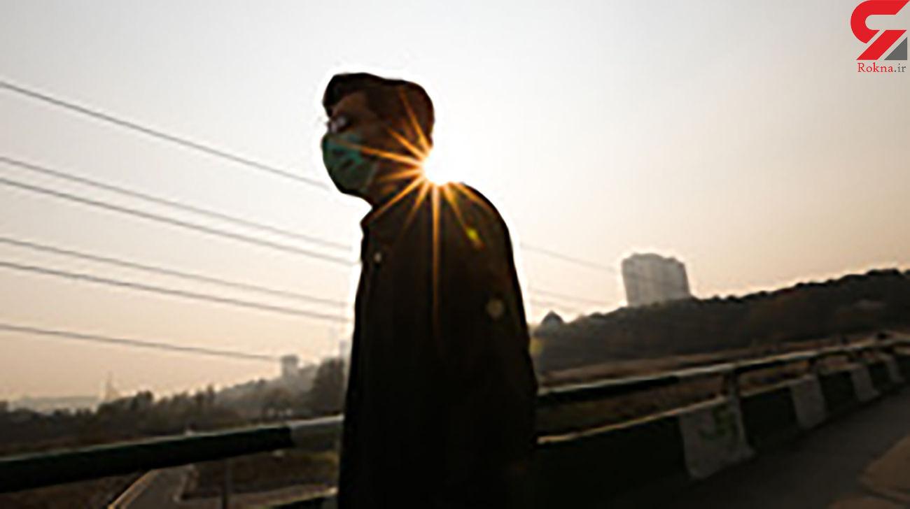 رکورد شکنی «ازن» در تهران طی تابستان امسال/ هوای پایتخت بیش از ۳۰ روز آلوده بود