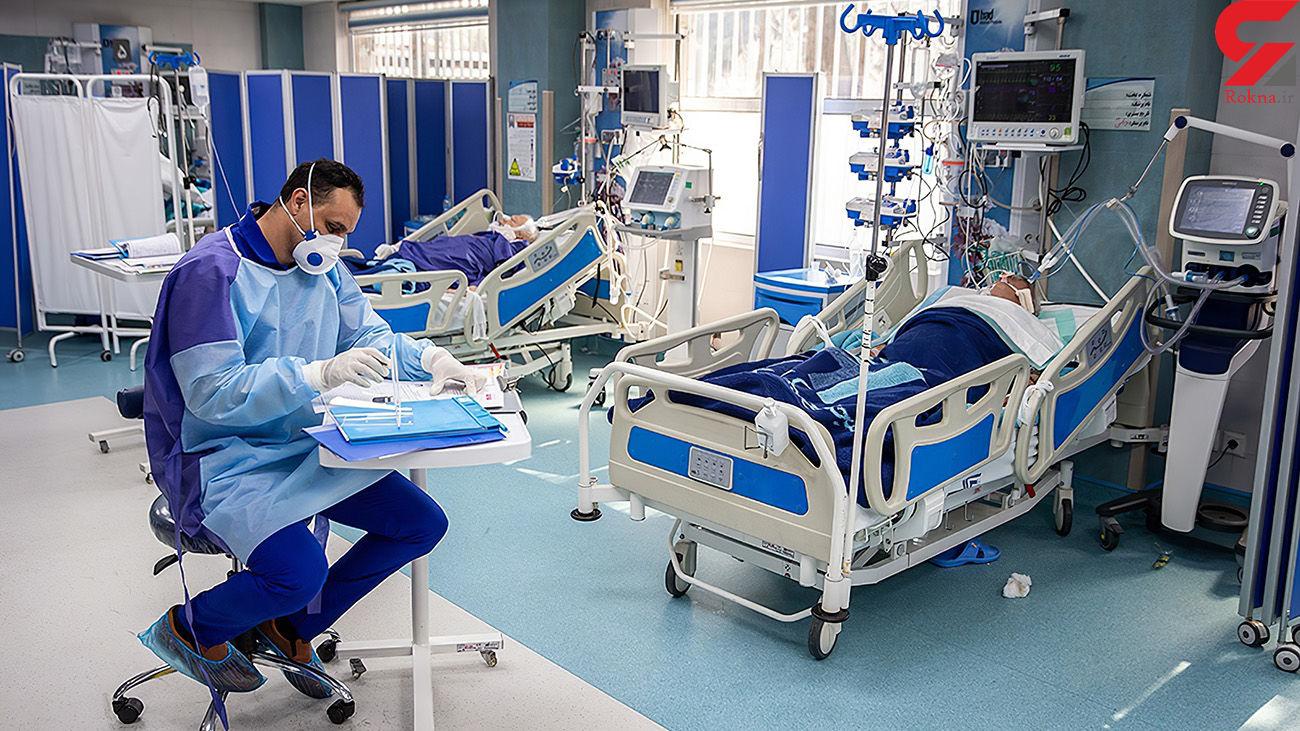 بیش از ۹۵ درصد بیماران کرونایی بهبود پیدا می کنند