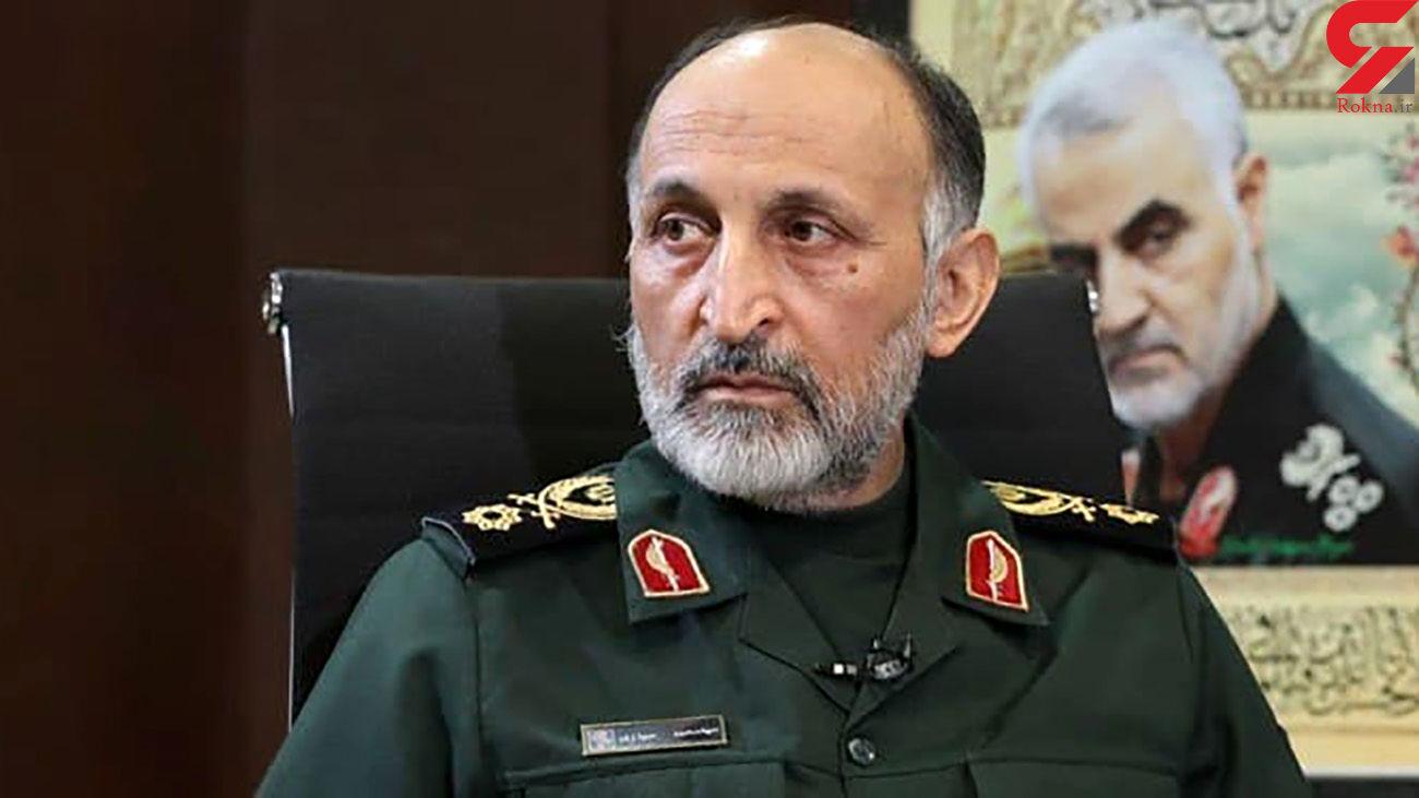 جزئیات مراسم تشییع پیکر سردار حجازی فردا در اصفهان