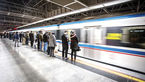 یک ساعت اضافه کار مترو به مناسبت بازی ایران- سوریه