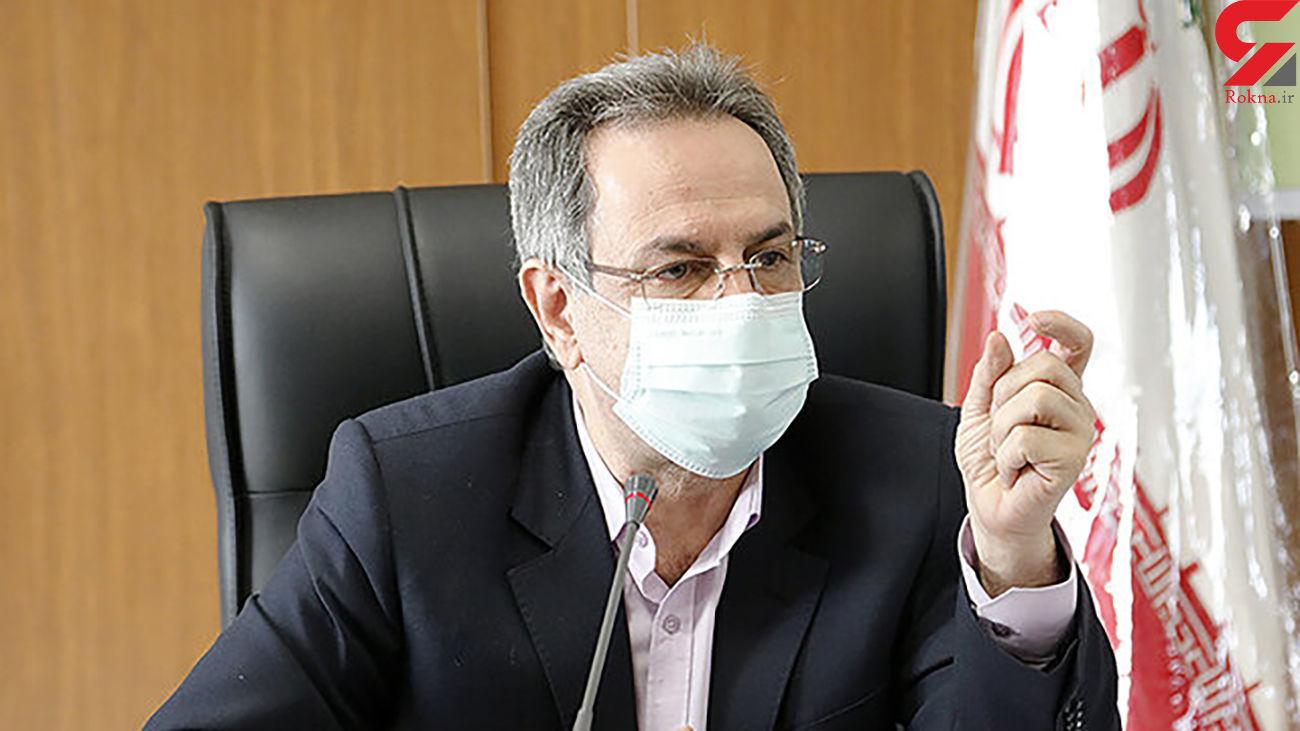 قرنطینه تهران منتفی شد / توقف دو هفته ای  فعالیت مشاغل گروههای2 ،3 و 4