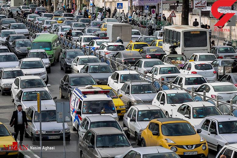 آخرین وضعیت ترافیکی و جوی راه های کشور