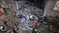 انفجار هولناک صبحگاهی ساختمان سه طبقه در مشهد / یک جوان کشته شد