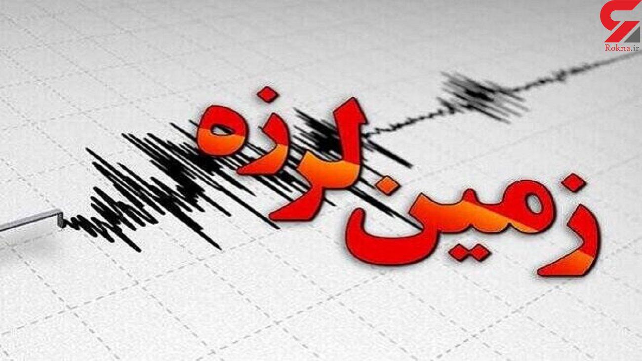 هلال احمر: زلزله فارس خسارت جانی نداشت