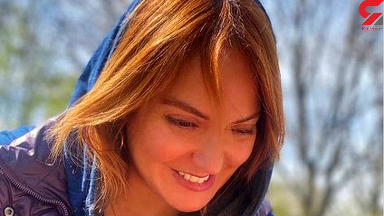 عکس یادگاری مهناز افشار با فرندشیپ 20 ساله اش