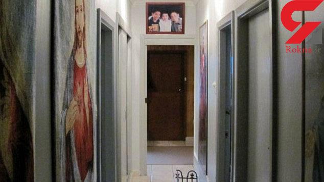 در 3 اتاق این خانه زنان حامله می شوند ! + عکس
