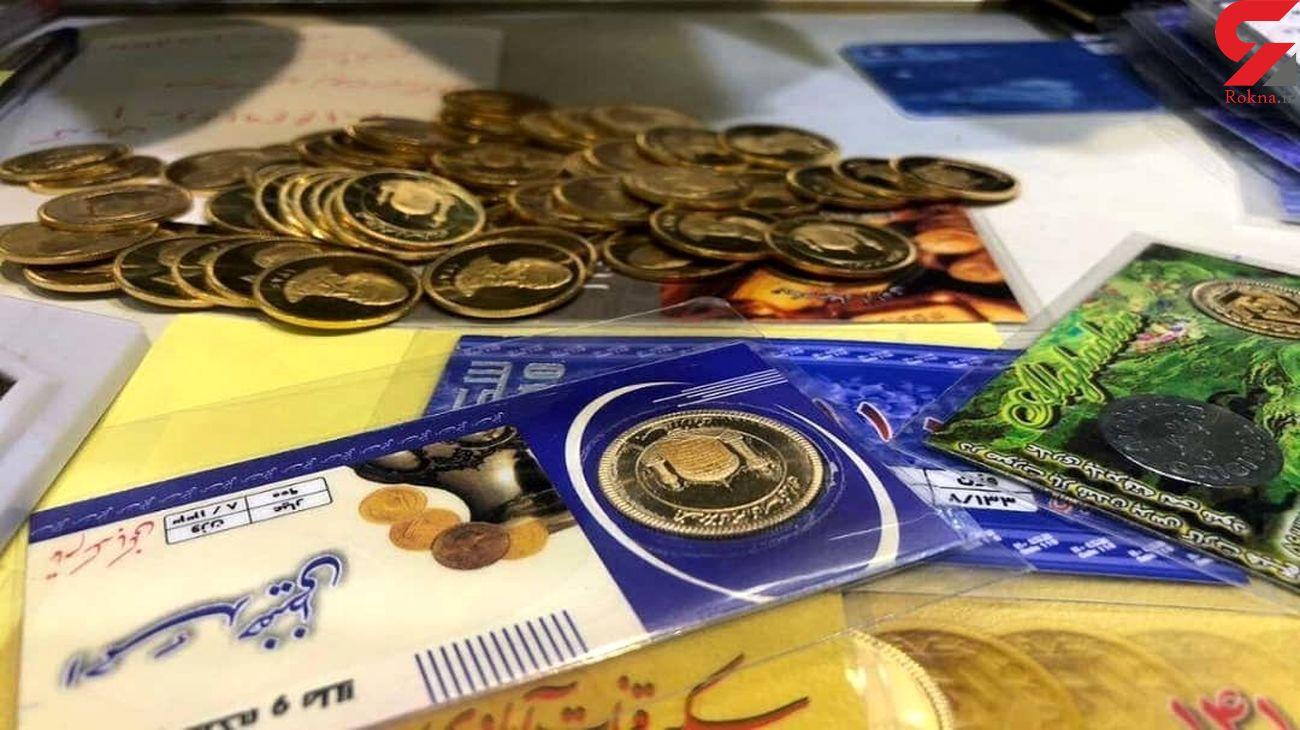 فروشندگان سکههای تقلبی در دام نیروی انتظامی