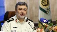پیام تبریک رئیس پلیس کشور در پی شکست داعش