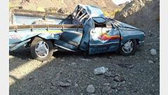 واژگونی مرگبار خودرو حمل سوخت