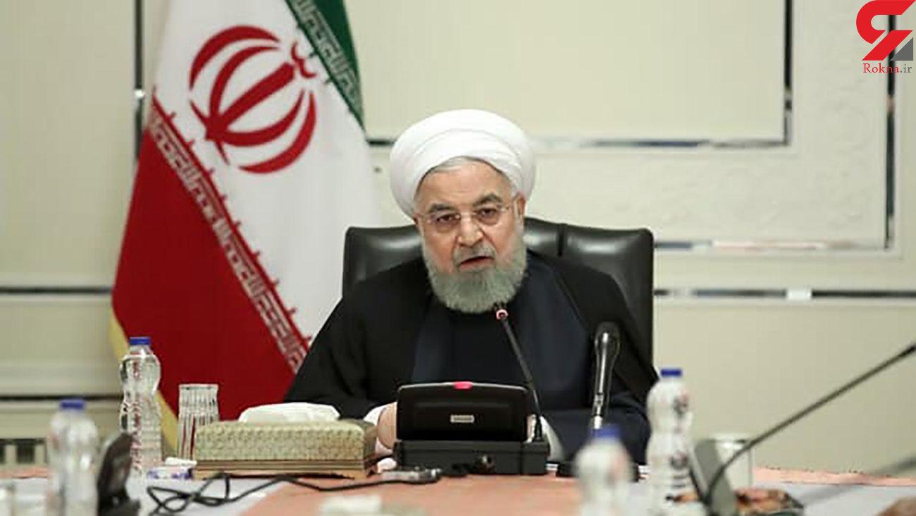 رئیس جمهور: بازسازی مناطق زلزله زده کهگیلویه و اصفهان تا تیر 1400تمام شود