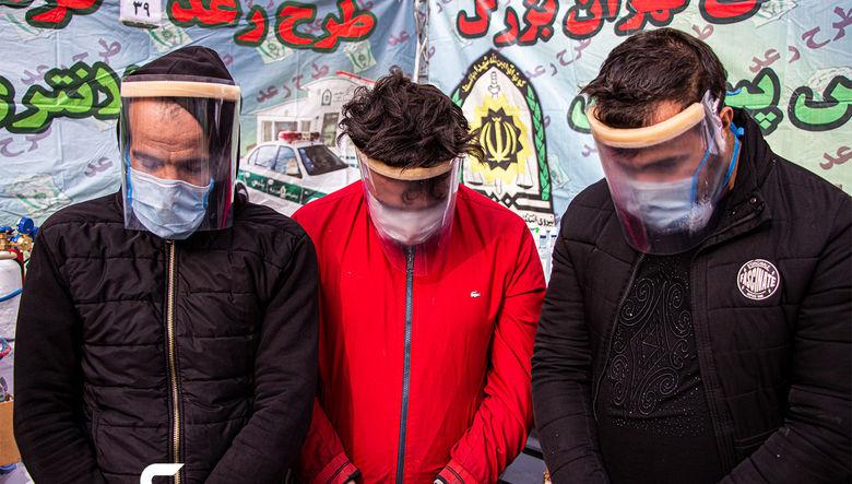 شکار 3 شکارچی تهرانی در خیابان های پایتخت + فیلم گفتگوی اختصاصی