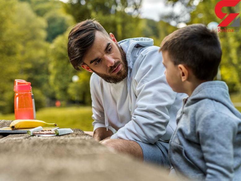 ۱۰ نکتهای که هرگز نباید به فرزند خود بگویید