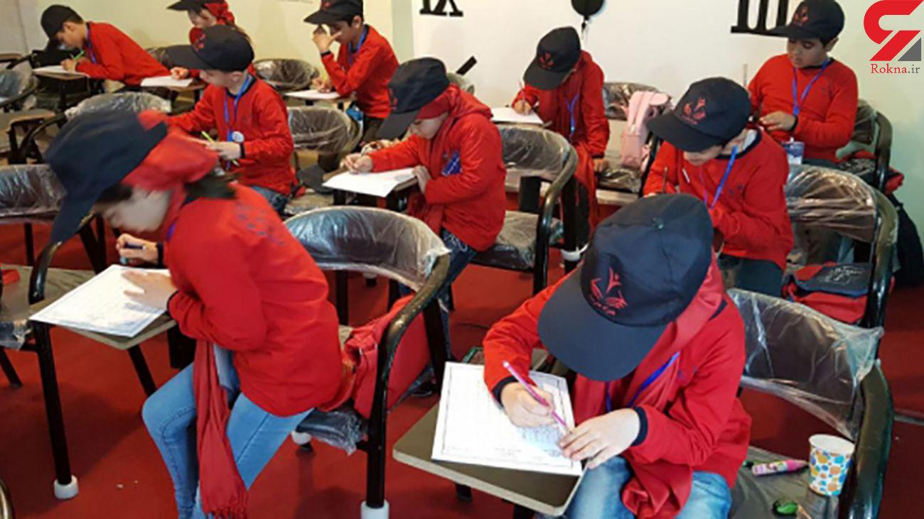ممنوعیت برگزاری 2 آزمون در مدارس