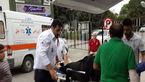 ۱۶ مصدوم و یک کشته در واژگونی مینی بوس +عکس
