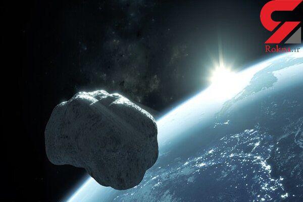 صبح امروز یک سیارک از کنار زمین گذشت