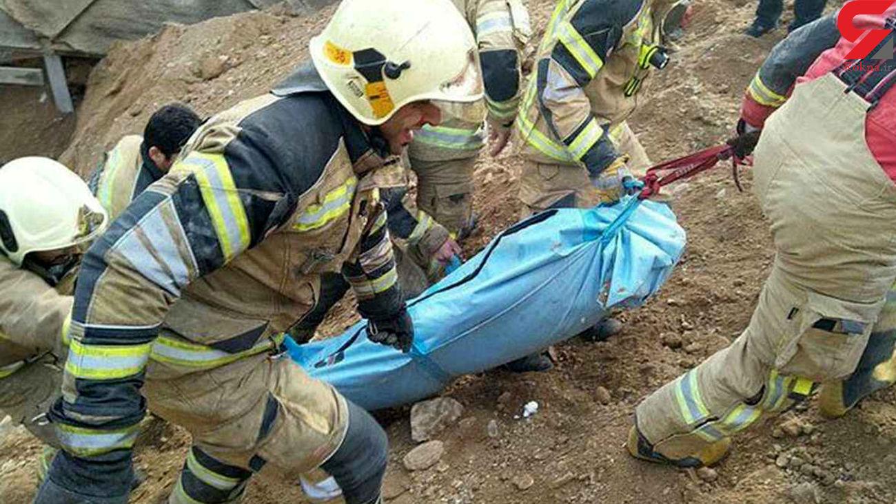 سقوط مرگبار کارگر ساختمانی در نیشابور