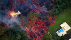 آخرین جزئیات از فوران آتشفشان کیلاویا + عکس