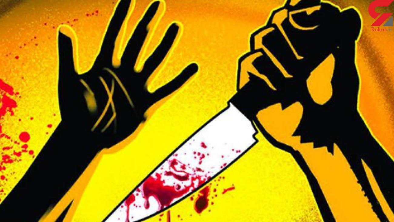 قتل رقیب عشقی توسط یک زن در آستانه طلاق !  + عکس