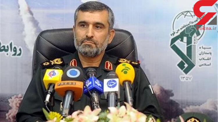 سردار حاجیزاده به المسیره: باید برای اخراج آمریکا از منطقه متحد شویم