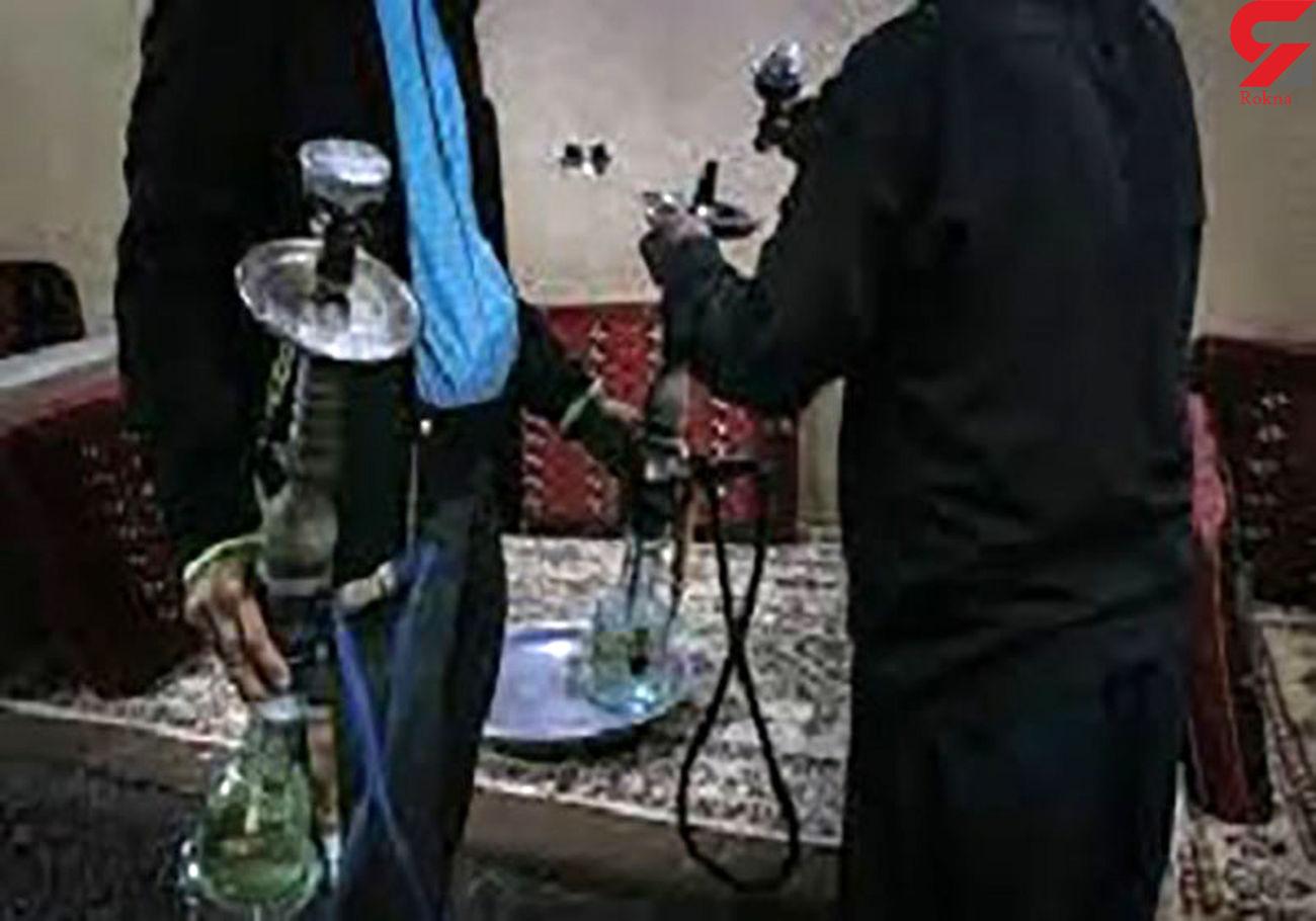 پلمب قهوه خانه های دربند تهران