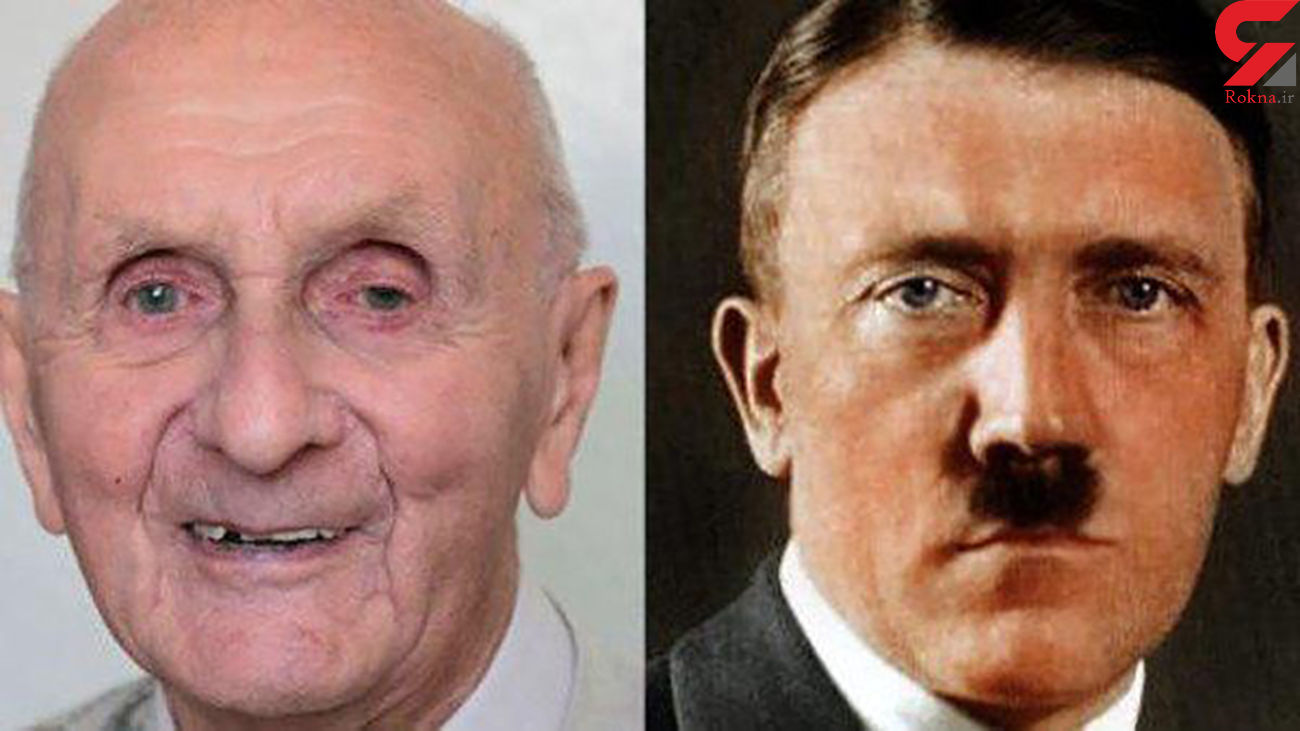 شوک خبری/آدولف هیتلر زنده است! +عکس