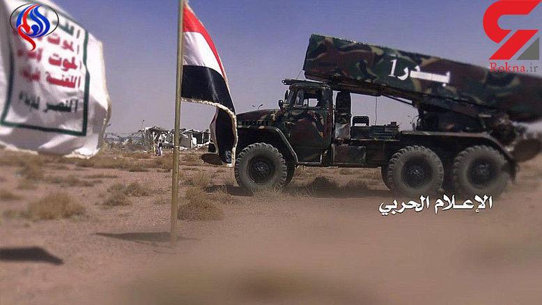 شلیک موشک بالستیک یمن به سمت سعودی ها