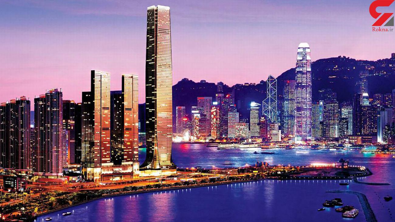 کاهش 99 درصدی 7میلیون گردشگر در هنک کنگ چین