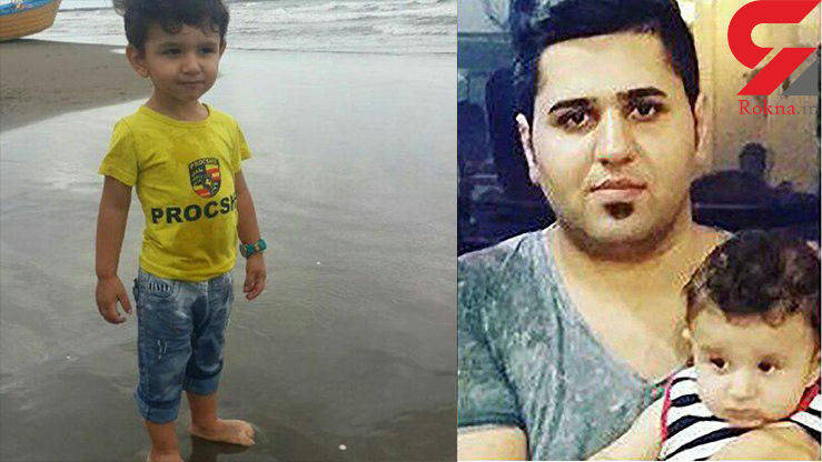 پدر اهورا نمی خواست پسر را دفن کنند! / آخرین اعتراف قاتل + فیلم و عکس
