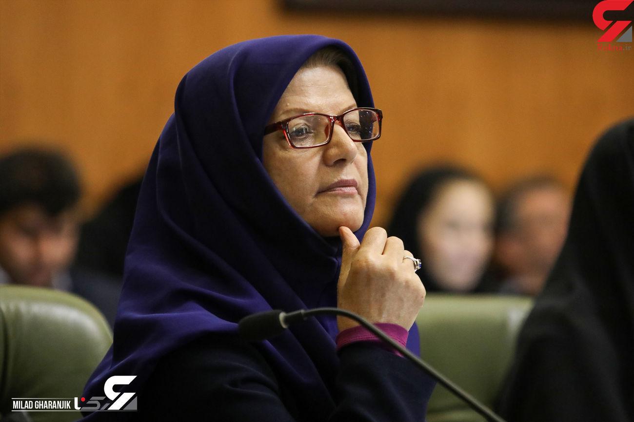 کرونا شورای شهر تهران را تعطیل کرد!