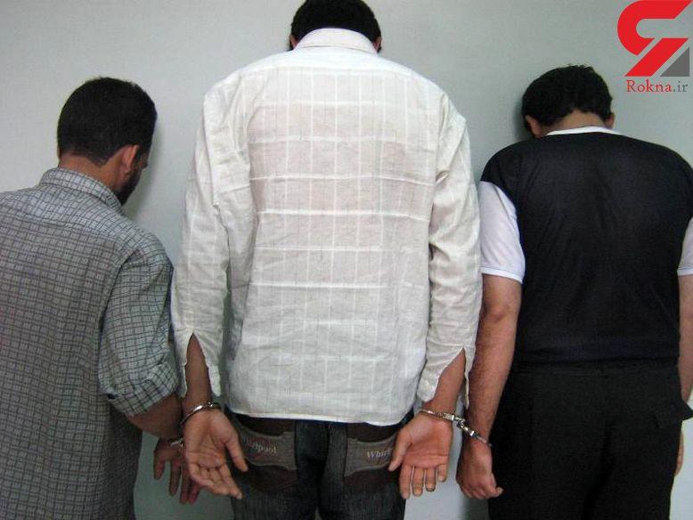 بازداشت 3 مرد که با جان مردم بازی می کردند / آنها دارو تولید می کردند +عکس