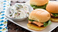 طرز تهیه یک همبرگر گیاهی که چاق تان نمی کند
