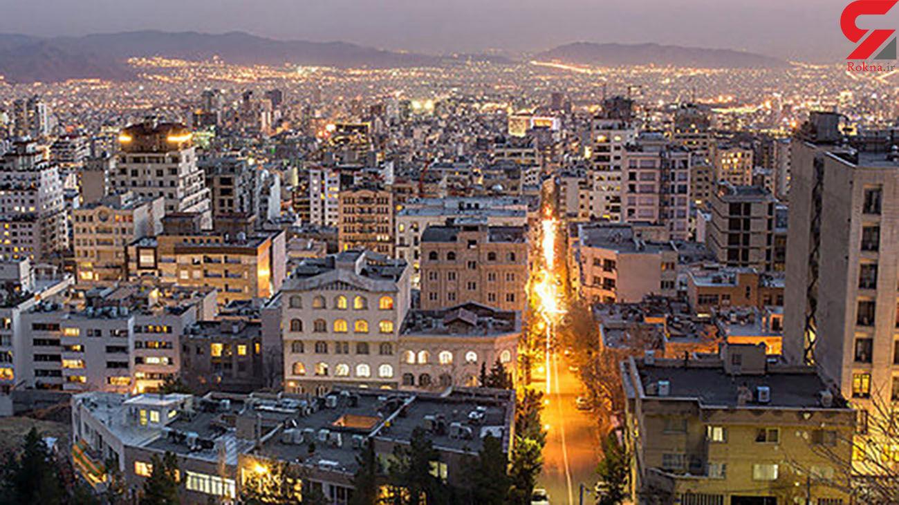 کاهش چشمگیر تعداد معاملات آپارتمان در تهران + گزارش کامل