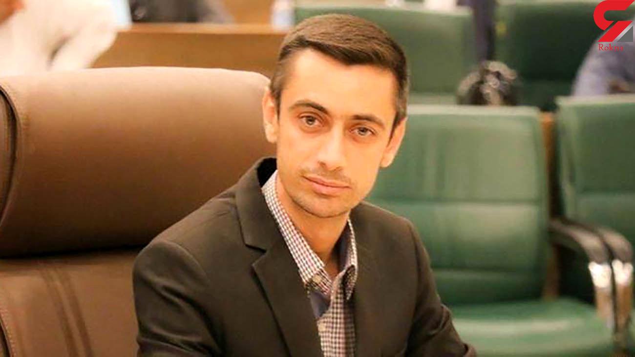 مهدی حاجتی به یک سال حبس و 2 سال تبعید محکوم شد + عکس