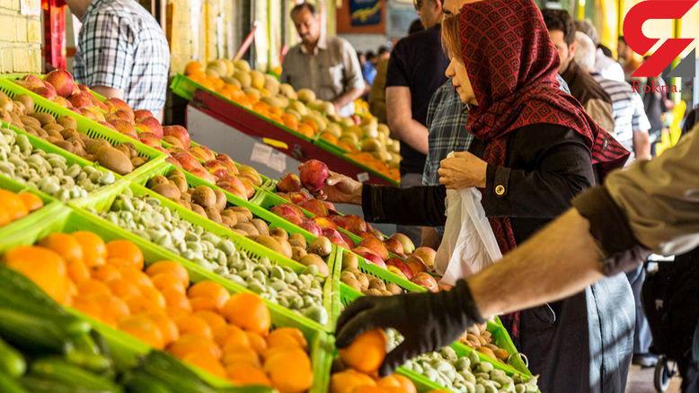 کاهش قیمت صیفی جات در میادین میوه و تره بار + جزئیات