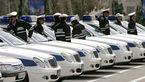 استقرار پلیس راهور در 400 نقطه از شهر/ 14 هزار دستگاه خودرو اعمال قانون شده اند