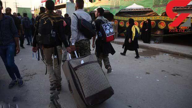 گذرنامه و برگ تردد بهسرعت برای زائران اربعین صادر میشود