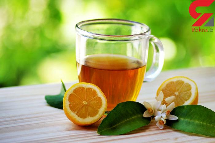 با دمنوش به لیمو و بهارنارنج خوابی راحت تجربه کنید + دستور تهیه