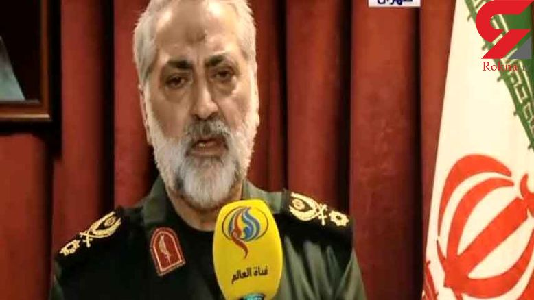 آمریکا در صورت هرگونه خطا سیلی محکمی از ایران می خورد
