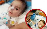 درخواست کمک پدر طاها برای نجات زندگی پسر 2 ماهه اش + عکس