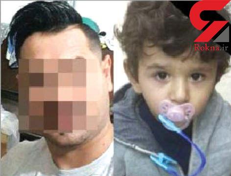 قاتل اهورا کودک 2 ساله رشتی امروز شلاق خورداین مرد باید اعدام ...