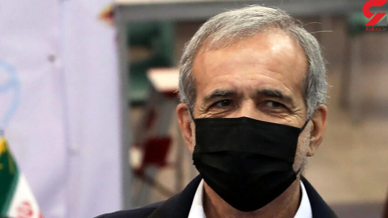 """حضرتی رئیس ستاد انتخاباتی """"پزشکیان"""" شد"""