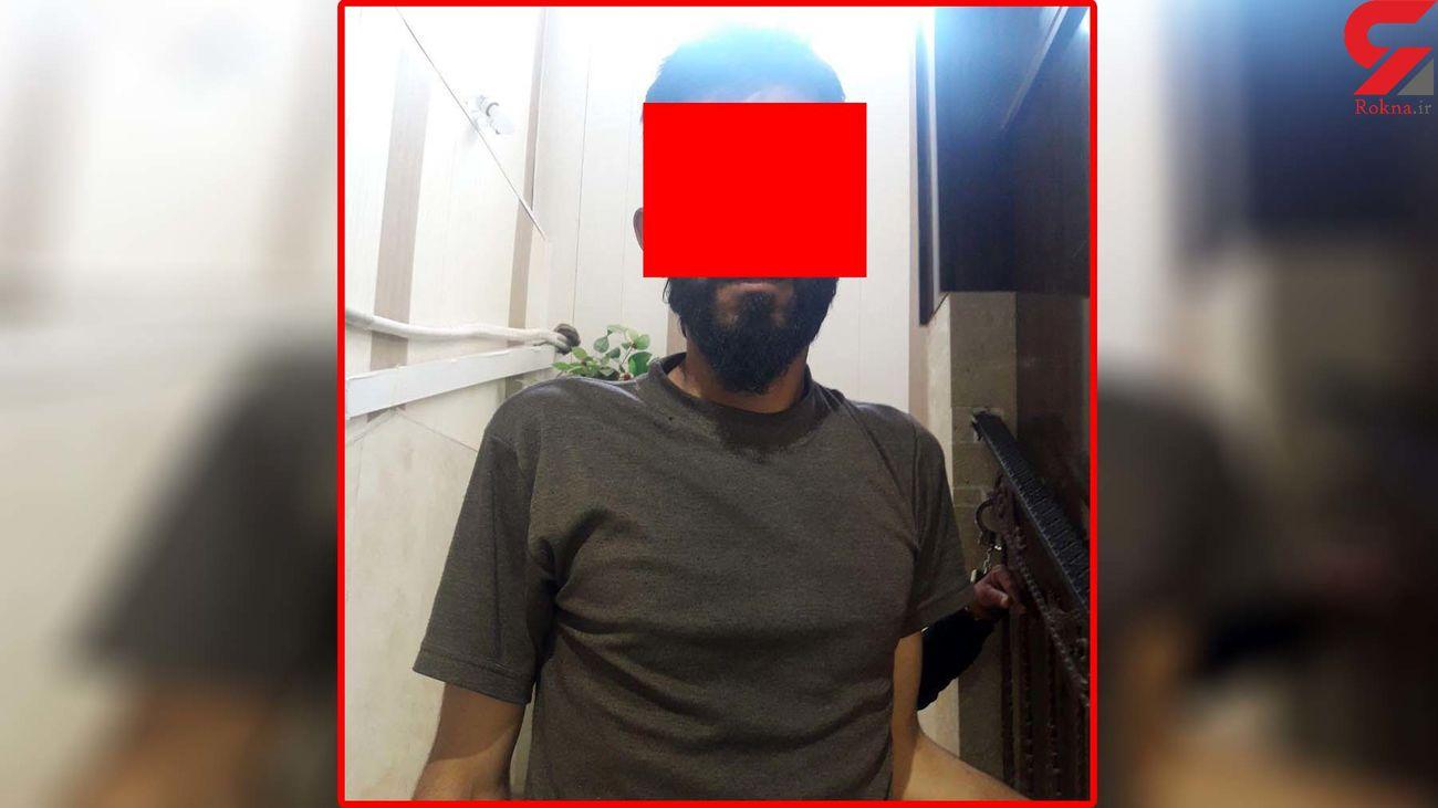 ساقی مشروبات الکلی آبادان دستگیر شد