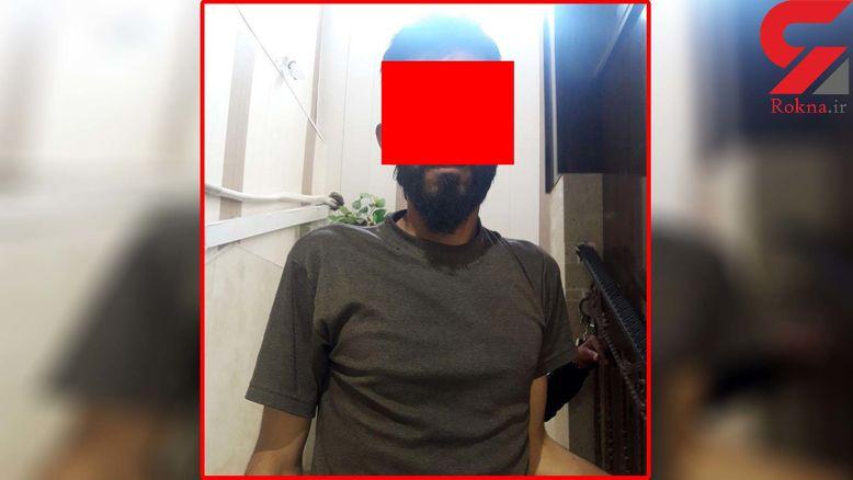 ساقی مشروبات دست ساز آبادان دستگیر شد +عکس