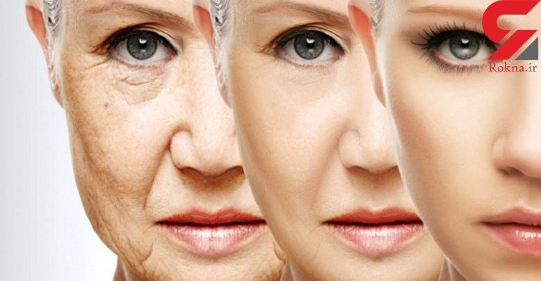 عوامل مخربی که عامل پیری در چهره تان هستند