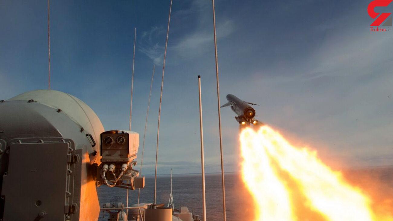 روسیه موشک ضد ناوهای هواپیمابر آزمایش کرد