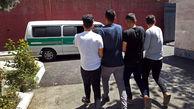 اعضای باند شیطان وارد خانه های مردم در شرق تهران می شدند + عکس