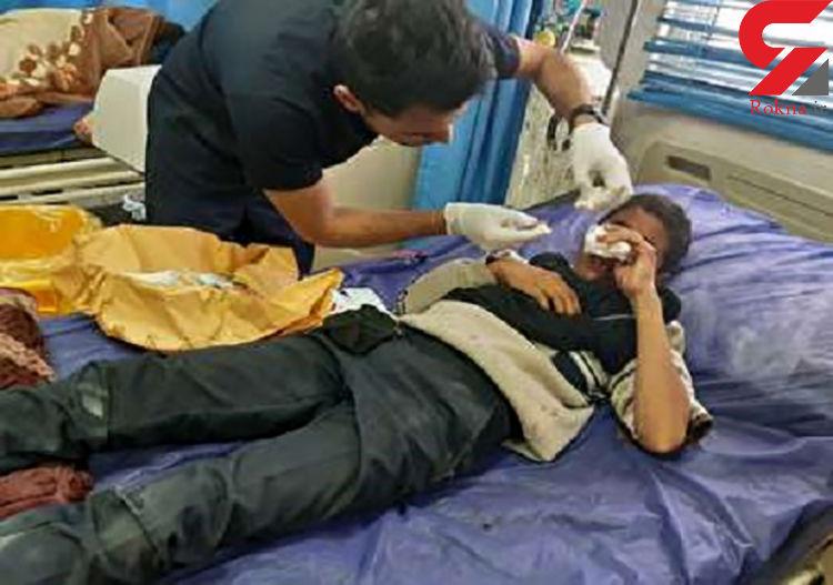 مرگ 2 دانش آموز که سرویس مدرسه شان وانت بود + عکس