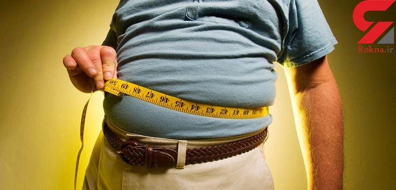 8 گام طلایی برای کوچک کردن شکم های چاق